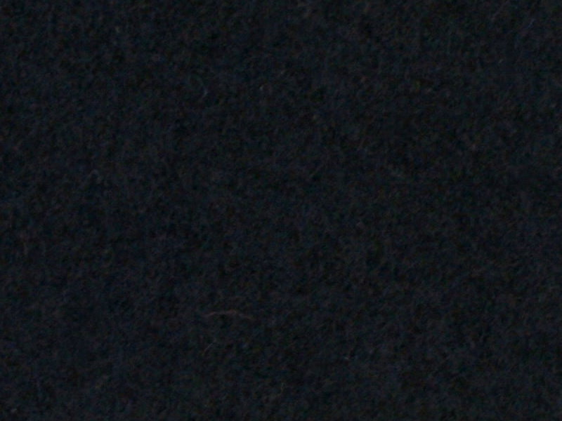 Walkhose Pumphose aus Wollwalk in Marineblau