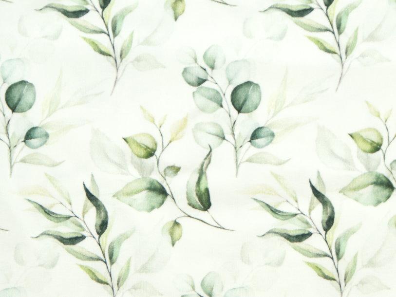 "3er Set aus Pumphose, Mütze und Halstuch ""Eukalyptus"" mint"