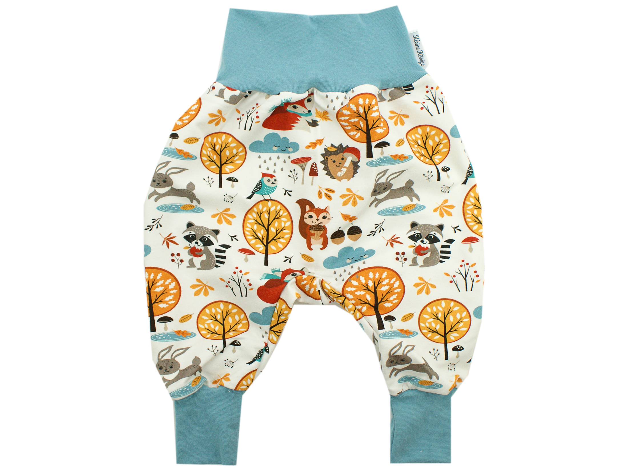 """Baby Pumphose Waldtiere """"Cozy Forest"""""""