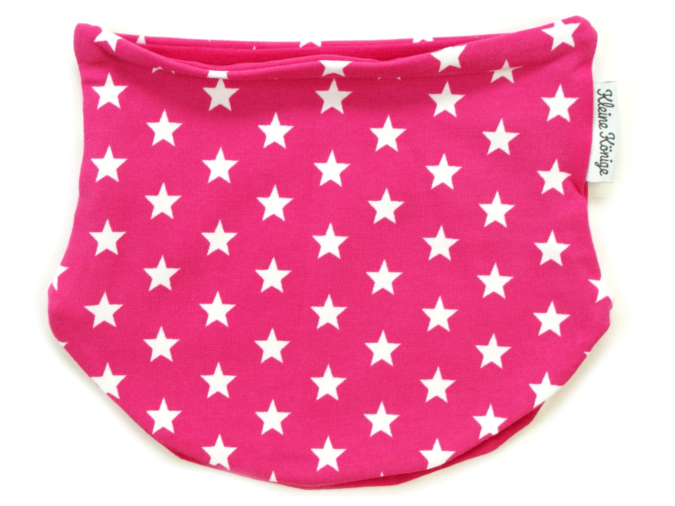 "Babyloop Halssocke Loop ""Superstar"" pink"