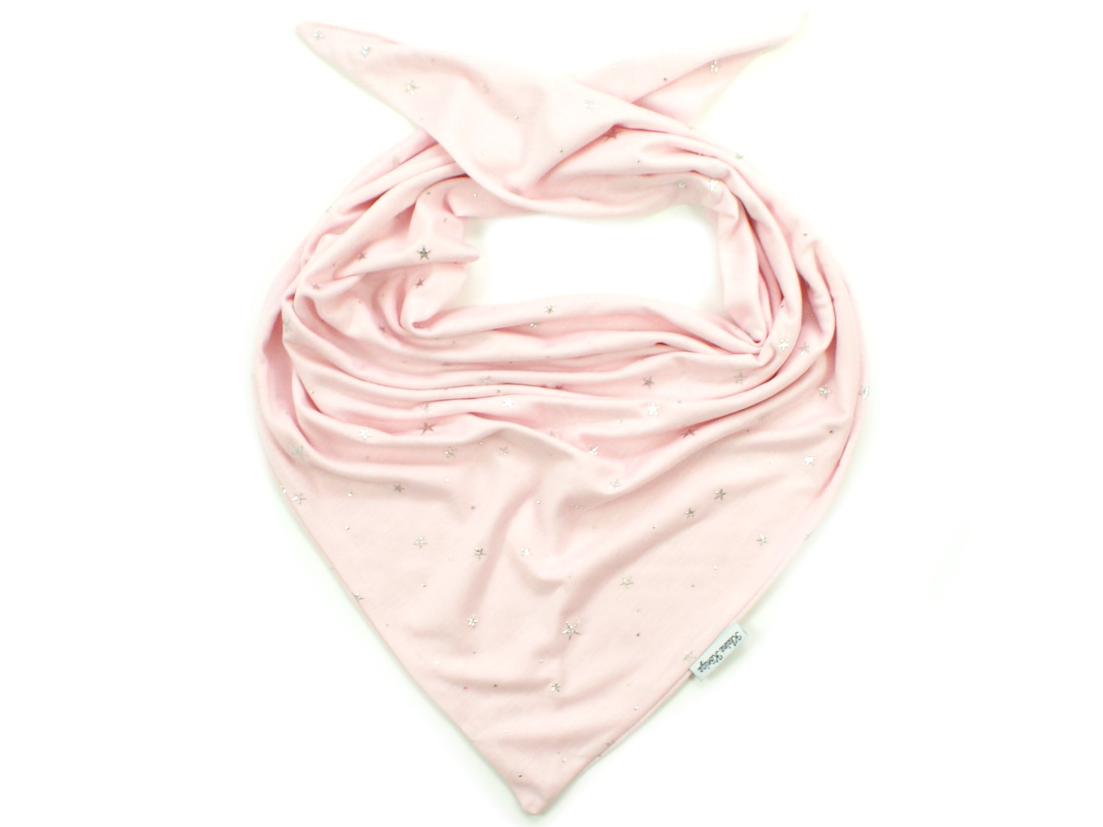 """Halstuch """"Sternchen"""" rosa"""
